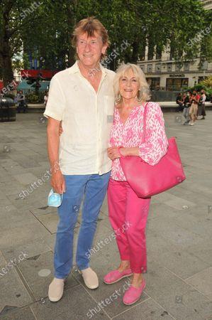 Grant McCahon and Nina Myskow
