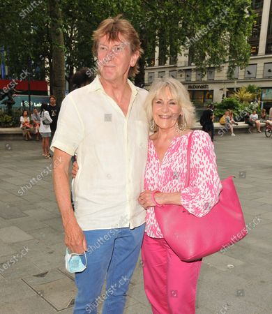 Editorial photo of The 'Hitman's Wife's Bodyguard' film screening, Cineworld Leicester Square, London, UK - 14 Jun 2021