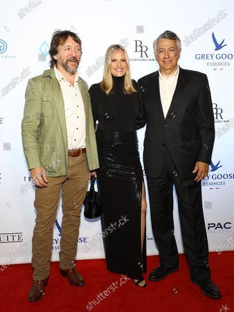 Stock Photo of Ty Roberts, Vinessa Shaw, Tony Vinciquerra
