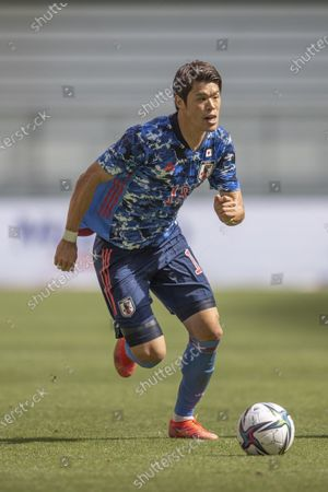 Editorial picture of International Friendly : U-24 Japan 4-0 U-24 Jamaica, Aichi, Japan - 12 Jun 2021