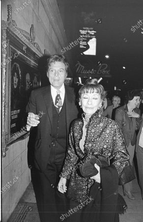 UNITED STATES - OCTOBER 01:  Marie Lord and Jack Lord