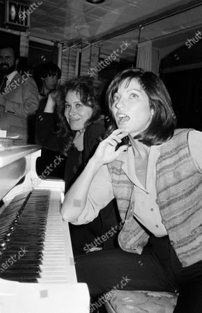 Editorial image of Karen Black and Marie-France Pisier