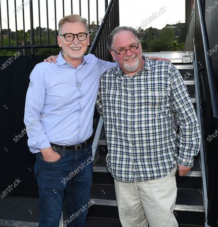 Warren Littlefield and Bruce Miller