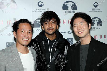 Kane Lee (Producer), Nik Dodani, Erick Oh (Director)