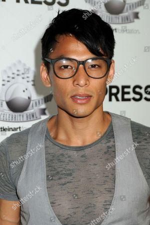 Stock Photo of Gregory Woo