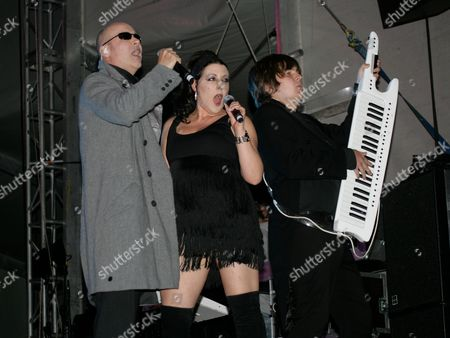 Human League - Phil Oakey and Joanne Catherall