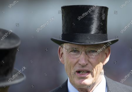 John Gosden after Palace Pier had won the Queen Anne Stakes