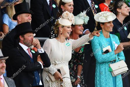 Editorial image of Royal Ascot, Horse Racing, Ascot Racecourse, Berkshire, UK - 15 Jun 2021