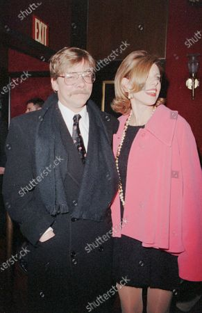 Editorial picture of Matthew Cowles and Christine Baranski
