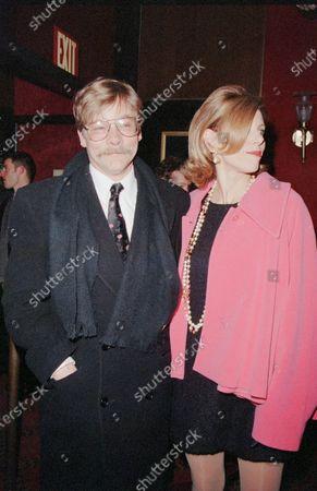 Editorial image of Matthew Cowles and Christine Baranski