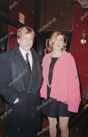 Stock Picture of UNITED STATES - JANUARY 01:  Matthew Cowles and Christine Baranski