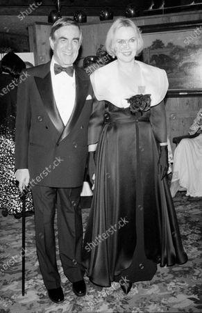 UNITED STATES - NOVEMBER 01:  Martin Bregman and wife Cornelia