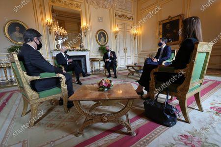 Editorial image of Royals Diplomacy Us King Biden, Brussels, Belgium - 15 Jun 2021