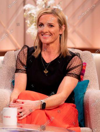 'Lorraine' TV show, London