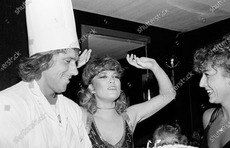 UNITED STATES - AUGUST 01:  Bjorn Borg and Mariana Simionescu