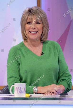 Stock Picture of Ruth Langsford