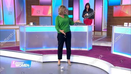 Editorial photo of 'Loose Women' TV Show, London, UK - 15 Jun 2021