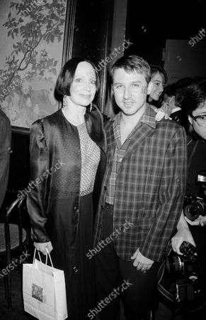 UNITED STATES - JANUARY 01:  Todd Oldham and Mary McFadden