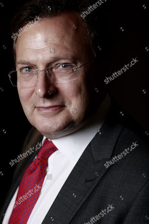 Editorial image of Lord Goldsmith at the offices of Debevoise and Plimpton solicitors, Tower 42, London, Britain - 16 Jul 2010