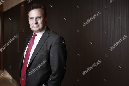 Editorial photo of Lord Goldsmith at the offices of Debevoise and Plimpton solicitors, Tower 42, London, Britain - 16 Jul 2010