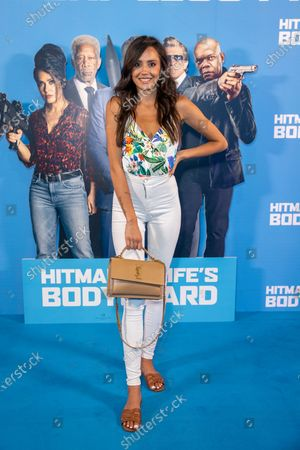 Editorial image of 'The Hitman's Wife's Bodyguard' film screening, Arrivals, Cineworld Leicester Square, London, UK - 14 Jun 2021