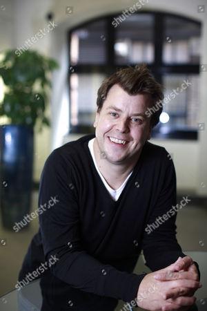 Stock Picture of John Heseltine