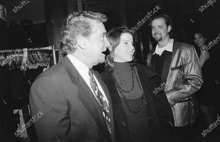 Stock Photo of UNITED STATES - JANUARY 01:  Regis Philbin and daughter Joanna Philbin