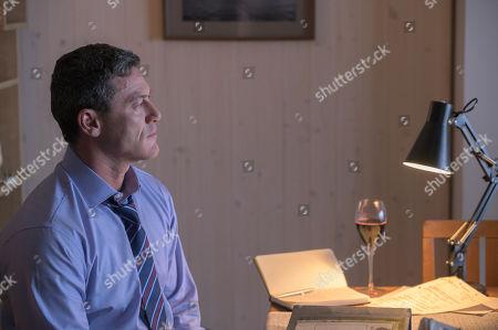 Luke Evans as Steve Wilkins.