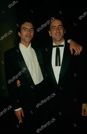 UNITED STATES - MARCH 17:  Michael & Chris Wilding