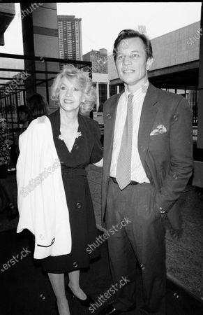 UNITED STATES - JANUARY 01:  Michael York and Patricia McCallum