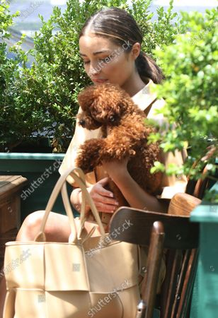 Olivia Culpo out and about, New York