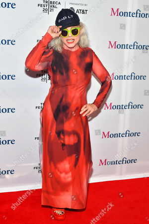 Storytellers: Blondie photocall, Tribeca Film Festival