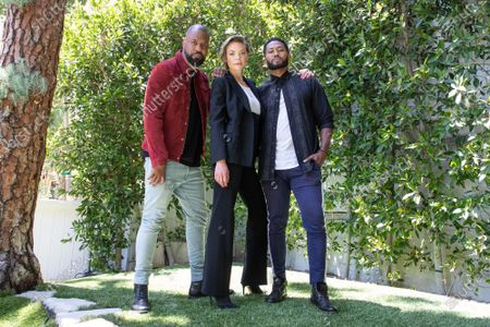 Editorial photo of Exclusive - 'Black Summer' TV series portraits, Los Angeles, California - 08 Jun 2021