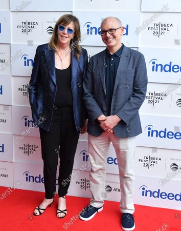 Jane Rosenthal and Chris Hyams