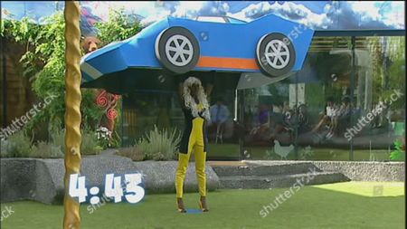 Editorial image of 'Big Brother 11' TV Programme, Day 38, Elstree, Britain - 16 Jul 2010