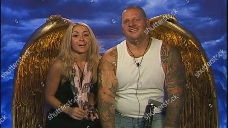 Keeley Johnson and Steve Gill