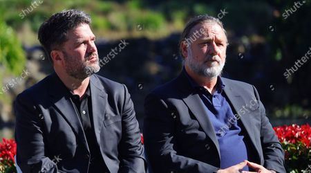 Editorial image of Russell Crowe unveils plans to build major film studio in Australia, Coffs Harbour - 16 Jun 2021
