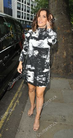 Stock Picture of Kym Marsh