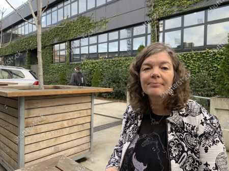 Juliet Gerrard, the chief science advisor to New Zealand Prime Minister Jacinda Ardern, poses for a photo in Wellington, New Zealand on . Gerrard has played a key role in New Zealand's lauded coronavirus response