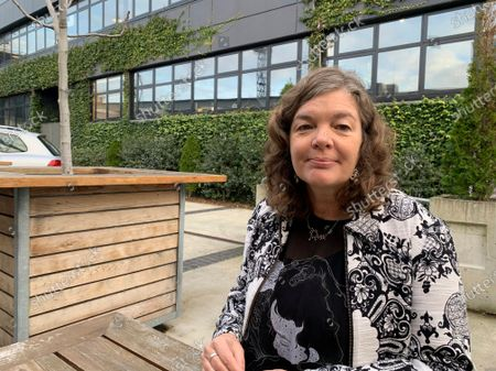 Stock Photo of Juliet Gerrard, the chief science advisor to New Zealand Prime Minister Jacinda Ardern, poses for a photo in Wellington, New Zealand on . Gerrard has played a key role in New Zealand's lauded coronavirus response