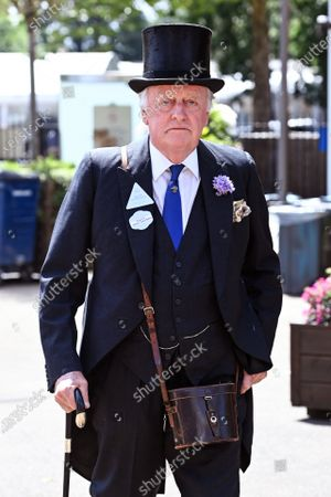 Stock Picture of Andrew Parker Bowles