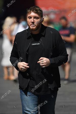 James Arthur leaving Global Studios