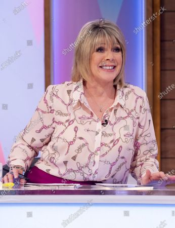 Stock Photo of Ruth Langsford
