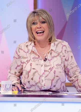 Stock Image of Ruth Langsford