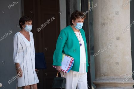 Editorial photo of Weekly Cabinet Meeting, Paris, France - 16 Jun 2021