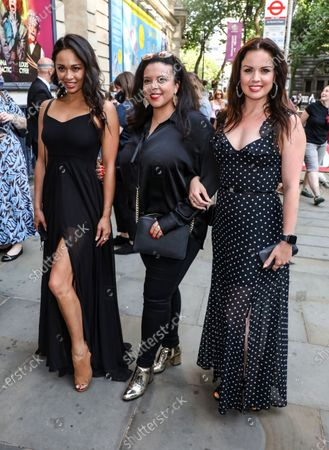 Editorial picture of 'Dr Ranj: Scrubs to Sparkles' theater production, Garrick Theatre, London, UK - 15 Jun 2021