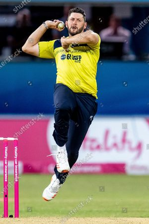 Editorial picture of Leicestershire County Cricket Club v Warwickshire County Cricket Club, Vitality T20 Blast North Group - 16 Jun 2021