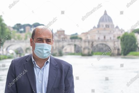 Nicola Zingaretti, President of Lazio Region