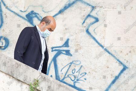 Stock Picture of Nicola Zingaretti, President of Lazio Region