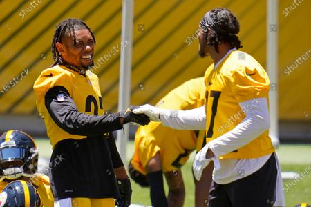Editorial picture of Steelers Football, Pittsburgh, United States - 16 Jun 2021